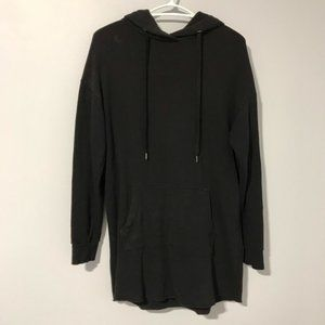Divided by H&M Black Hooded Hoodie Size XS